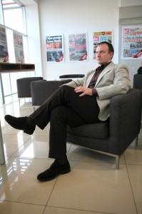 Beograd. 03.04.2012. Marko Stojanovic pantomimicar. ZA ALO Foto: Masanori Josida